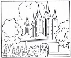 book of mormon coloring pages lds church coloring page lds inside