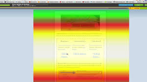 Heat Maps Crazyegg Com Using Online Heatmaps To See What Your Visitors Are
