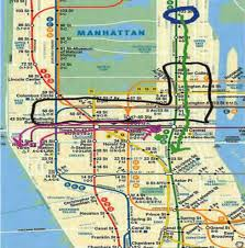 Mta Map Subway 3 Men Arrested In Alleged Isis Inspired Plot Targeting New York