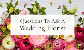 wedding flowers questions to ask questions to ask a wedding florist ottawa wedding journal