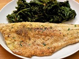 Trout Amandine Dinner Tonight Cornmeal Crusted Pan Fried Trout Recipe Fish