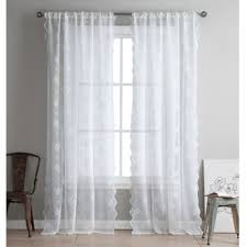 Bed Bath And Beyond Window Shades Buy Lace Curtain Panels From Bed Bath U0026 Beyond
