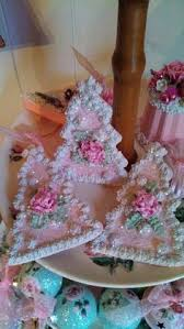 Shabby Chic Christmas Tree by Shabby Chic Christmas Card 2 Scrapbook Com Cards Tags