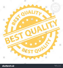 Best Color With Orange Eps10 Vector Best Quality Rubber Stamp Stock Vector 150750383
