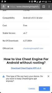 android engine engine apk for android no root v6 0 official