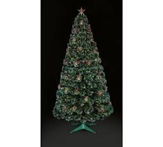 buy premier decorations 4ft fibre optic tree u0026 star green at