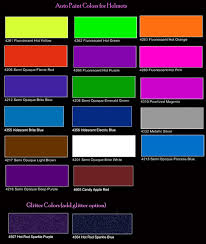 6 best images of metallic car paint color chart metallic auto