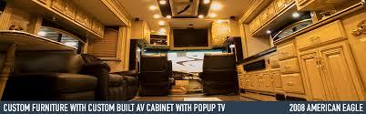 Motorhome Custom Interiors Master Tech Rv Welcome To America U0027s 1 Rated Rv Service
