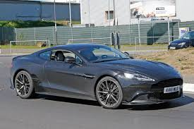 aston martin rapide will only tried and tested aston martin vanquish zagato prototype heads to