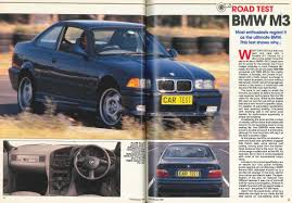 bmw e36 car from the archives 1994 bmw e36 m3 carmag co za