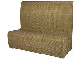 Sc Patio Furniture by Source Outdoor Furniture Boca Wicker Booth Chair Sc 2015 166