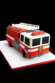 firetruck cakes truck cake butterfly bake shop in new york