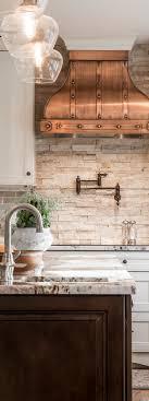 kitchen copper backsplash best 25 copper backsplash ideas on reclaimed wood