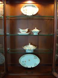 Display Dishes In China Cabinet The Art Of Accessorizing A China Cabinet Matt And Shari