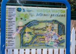 Wagga Wagga Botanical Gardens Car Park Map Picture Of Wagga Wagga Botanic Gardens Wagga Wagga
