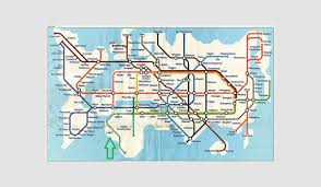 Metro Map Madrid by Lagos Sighted On The Global Metro Map For The Future Naij Com