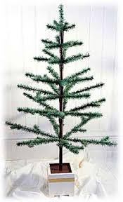 victorian christmas tree first christmas tree