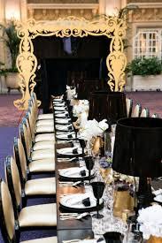 black and gold wedding ideas 37 black and gold wedding ideas weddingomania