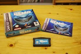 monsters finding nemo double cart games u0026 consoles retro
