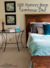 Bed Frames Farmhouse Bed Pottery by Best 25 Farmhouse Bed Frames Ideas On Pinterest King Size Frame