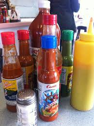 The Table San Jose Ca The Castillo Salsa Habanera Sauce Was The Most Spicy One Out