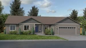 Rambler Style House Rambler Home Plans True Built Home Pacific Northwest Custom