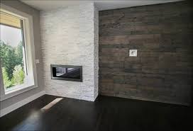 Stacked Stone Around Fireplace by Interiors Fireplace Stone Tile Fireplace Stones Stone Around