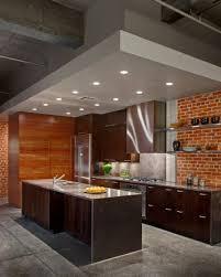 cuisine brique credence brique top les cuisines darty vous en font voir de