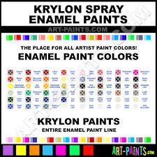 krylon spray enamel paint colors krylon spray paint colors