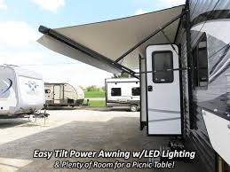 Power Awnings For Rv 2017 Keystone Springdale 332rb Travel Trailer Coldwater Mi