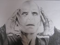 drawing voldemort from harry potter youtube