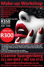 make up classes in of make up krugersdrop professional make up artist