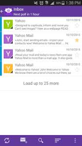 yahoo mail android email yahoo mail android app android