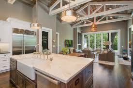 modern rustic kitchen ascent your modern kitchen with rustic embellishment trends4us com