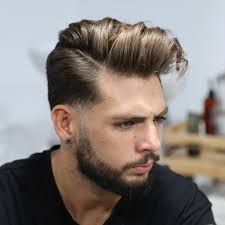 easy mens medium hairstyles also barber djirlauw side part