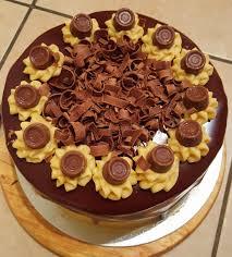 chocolate caramel layer cake u2013 the sugar spun bunny