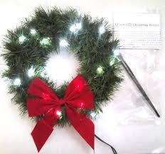 led lighted wreaths lightings and ls ideas