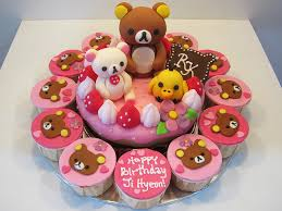 rilakkuma kitchen rilakkuma rilakkuma cake and cake