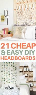 Top  Best Cheap Bedroom Ideas Ideas On Pinterest College - Easy bedroom ideas