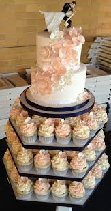 2 tier wedding cake with dancing bride and groom 802398 weddbook