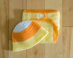Candy Corn Baby Halloween Costume Candy Corn Baby Etsy