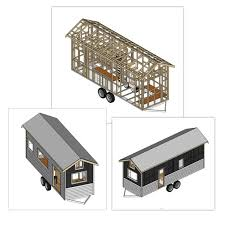 Buy Tiny House Plans Tiny House Plans Suitable For A Family Of 4