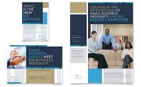 flyer templates for small business small business consulting from