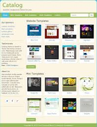 30 free dreamweaver templates u2013 designscrazed