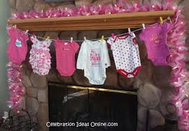 baby shower ideas for a girl baby shower decoration ideas