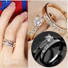 wedding ring reviews swarovski ring reviews wolly rings