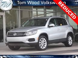 used 2017 volkswagen tiguan for sale indianapolis in