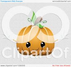 transparent halloween background clipart of a cute halloween pumpkin character royalty free