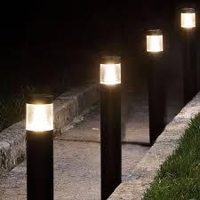 Outdoor Walkway Lights by Led Garden Lights Outdoor Led Garden Lights Outdoor Lights Garden