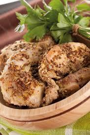 cuisiner un lapin recette lapin à la moutarde l omnicuiseur vitalité